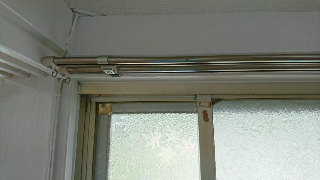 空室クリーニング窓のヤニ