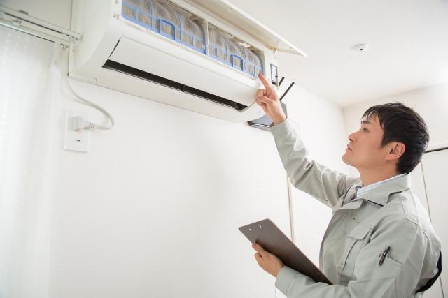 お掃除付きエアコンの汚れ知っていますか
